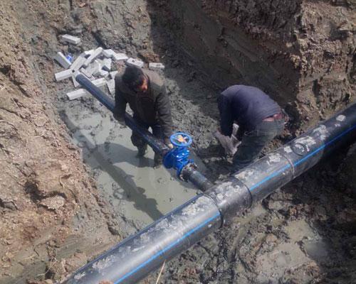 丹东大孤山经济区精密加工园原水应急供水工程