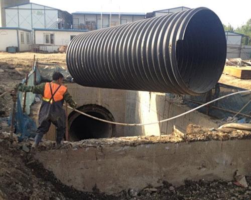 吉林省长城路排水安装